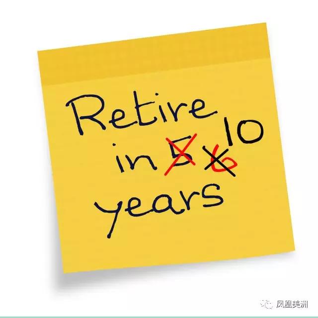 在美国,67岁才可以退休?No,满足这3点,便可以提早退休!