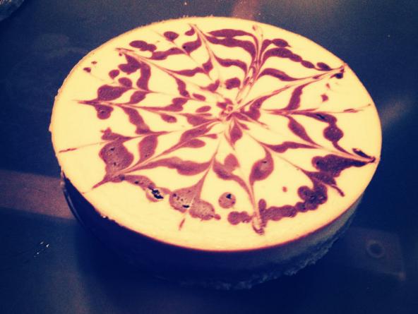 DIY好吃又好看的❤芝士蛋糕❤