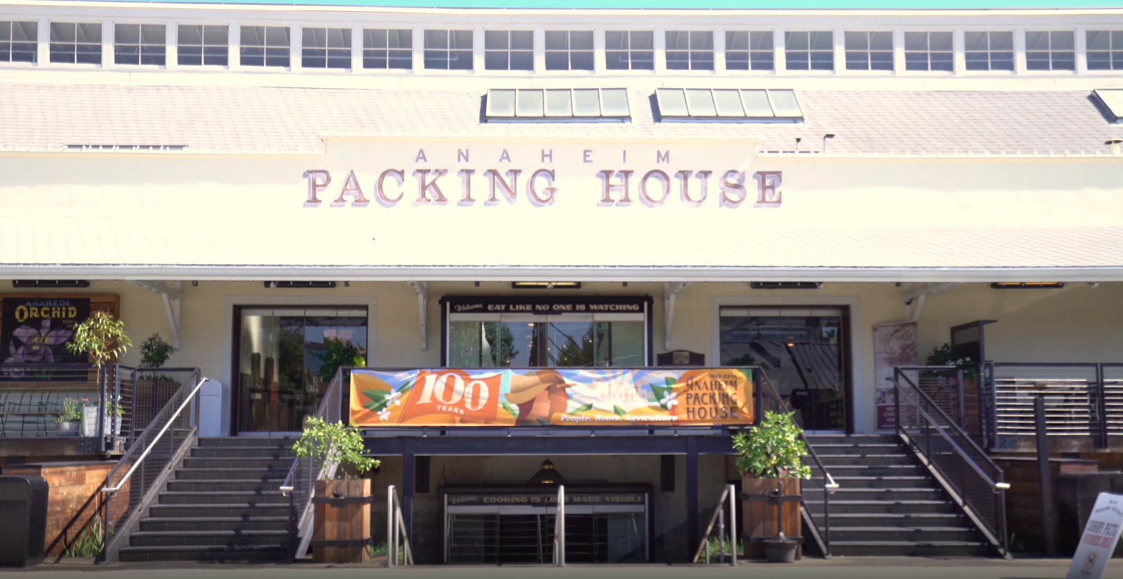 小众美食广场 Anaheim Packing House