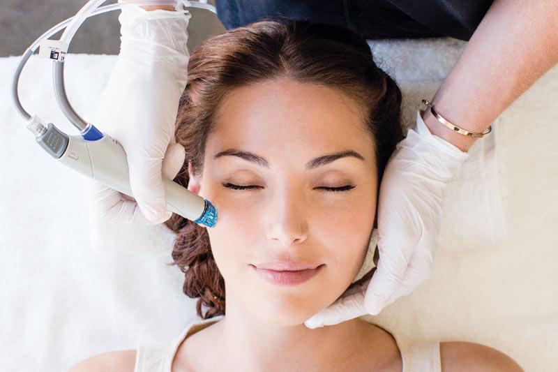 干货贴 | 你听说过美国最红的护肤疗程Hydrafacial水飞梭吗?