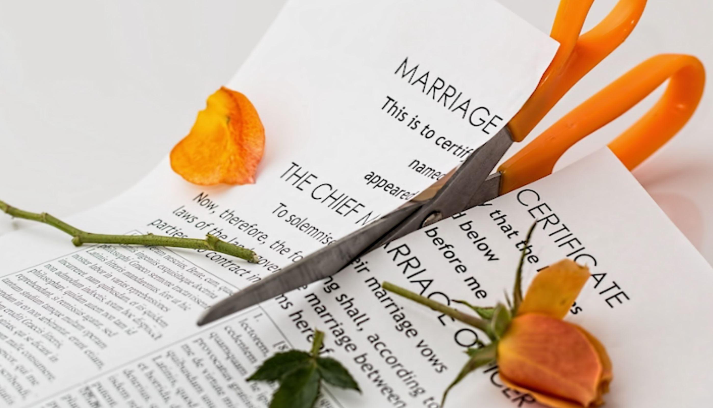 在加州离婚需要哪些步骤