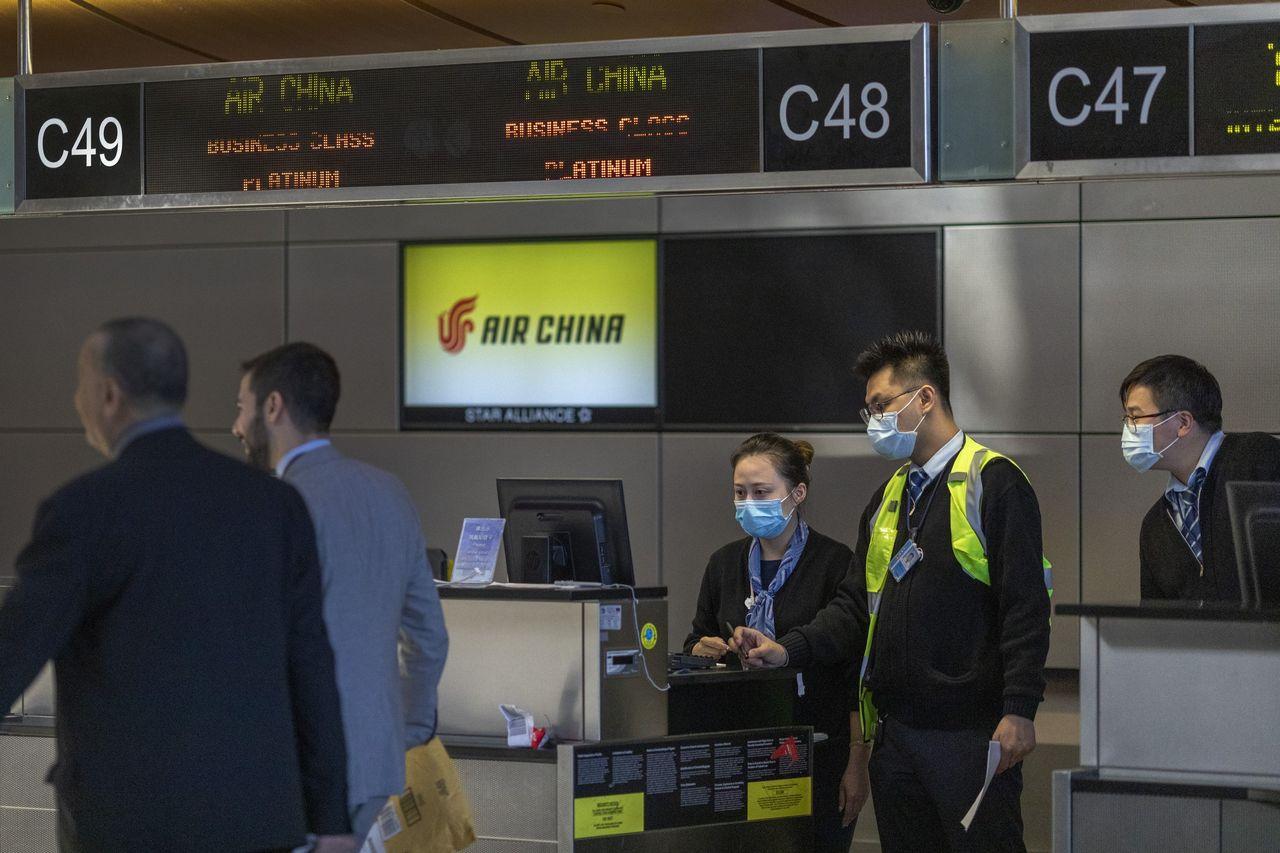 科学家研究:对旅行者进行检测不能阻止冠状病毒传播
