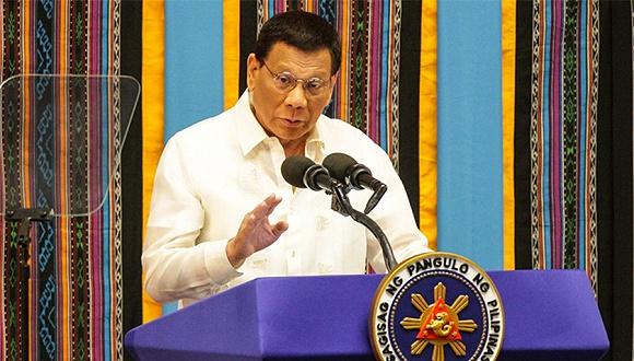 菲律宾决定终止与美国签署的《访问部队协议》