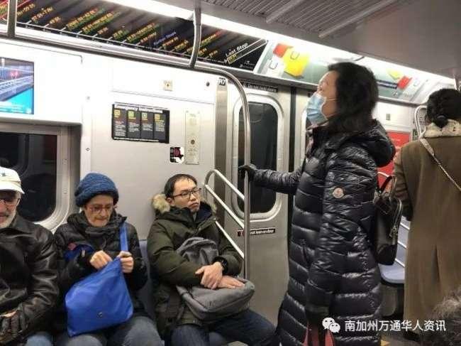 洛县卫生局对千名华人进行病毒监控