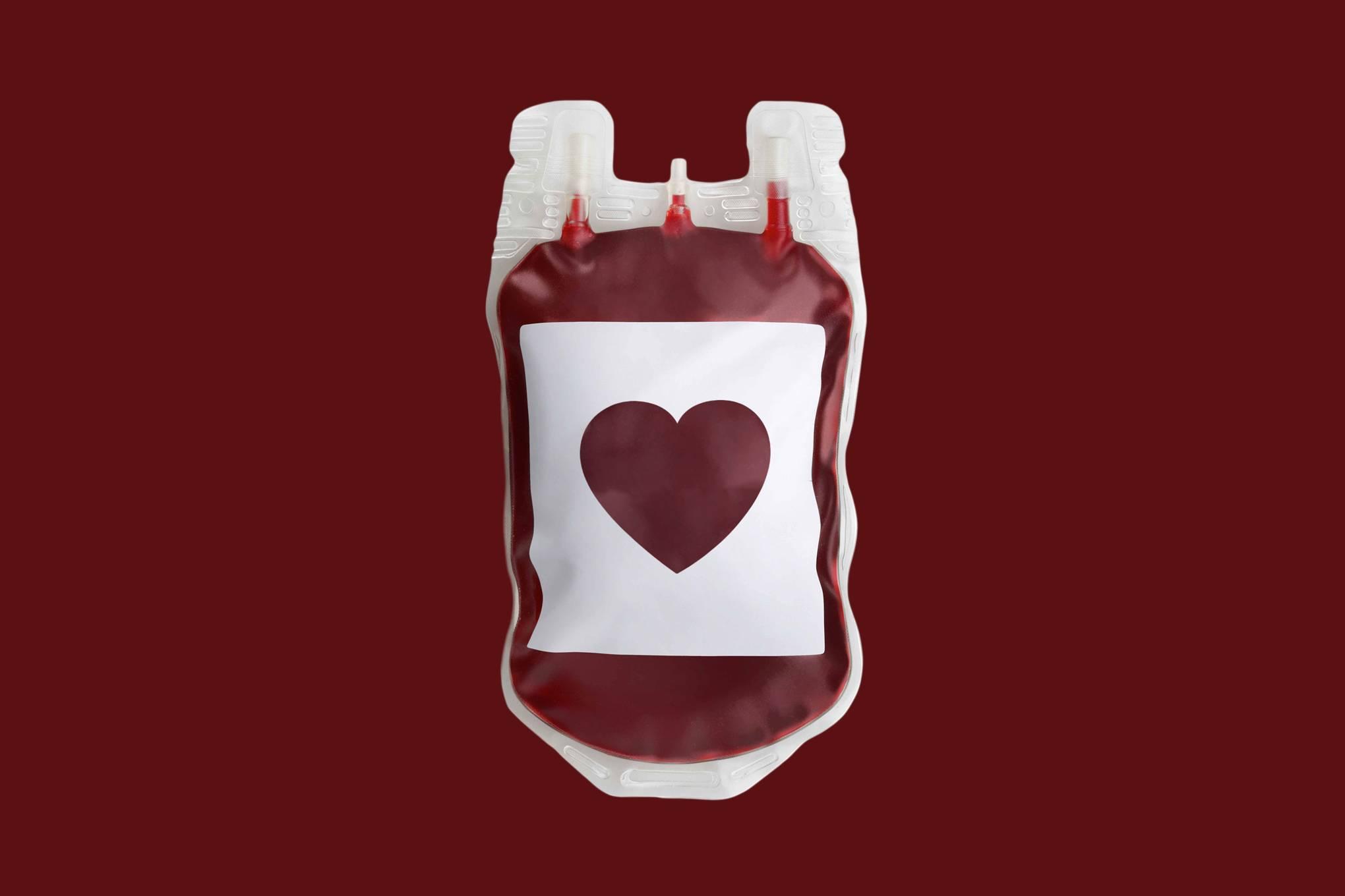 应对由冠状病毒造成的血库告急,FDA更改献血指南