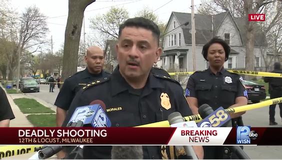 密尔沃基发生枪案致5死 嫌犯已被捕