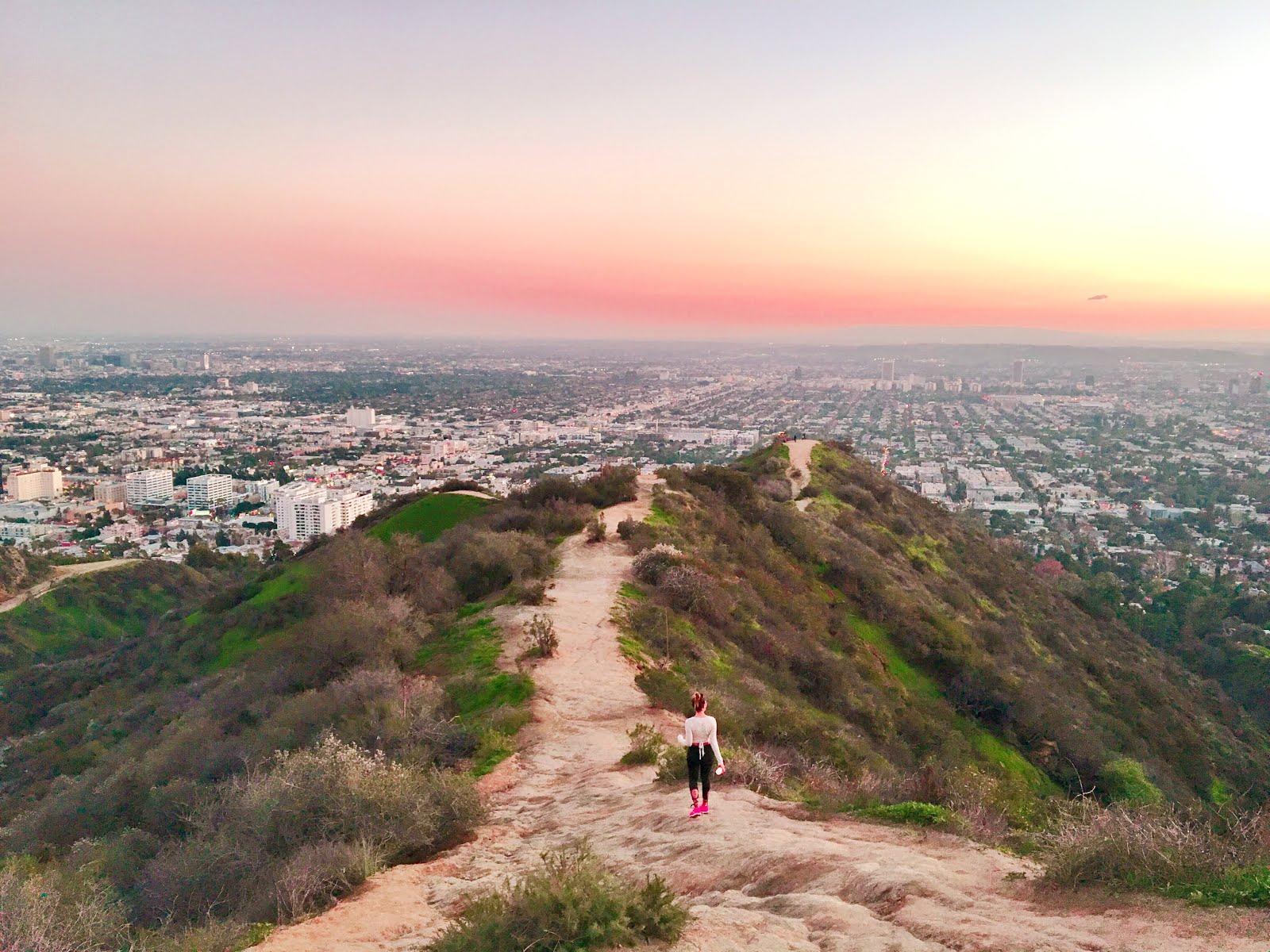 半天时间逛这里 解锁洛杉矶hiking频道