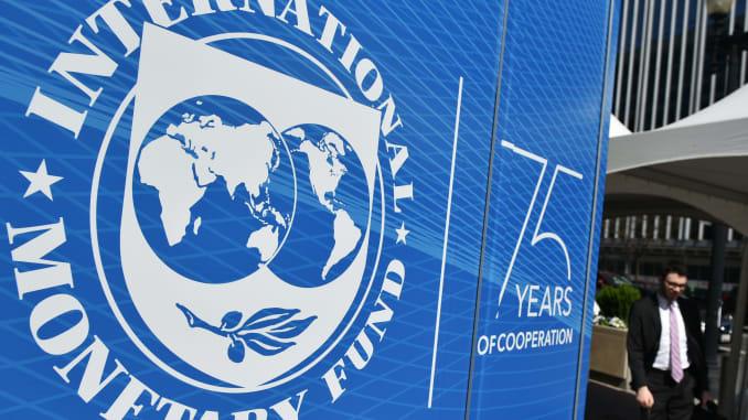 国际货币基金下调经济预测,预估明年经济仅会局部复苏