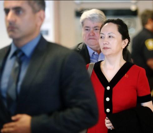 孟晚舟引渡裁决将于27日早上在加拿大最高法院进行