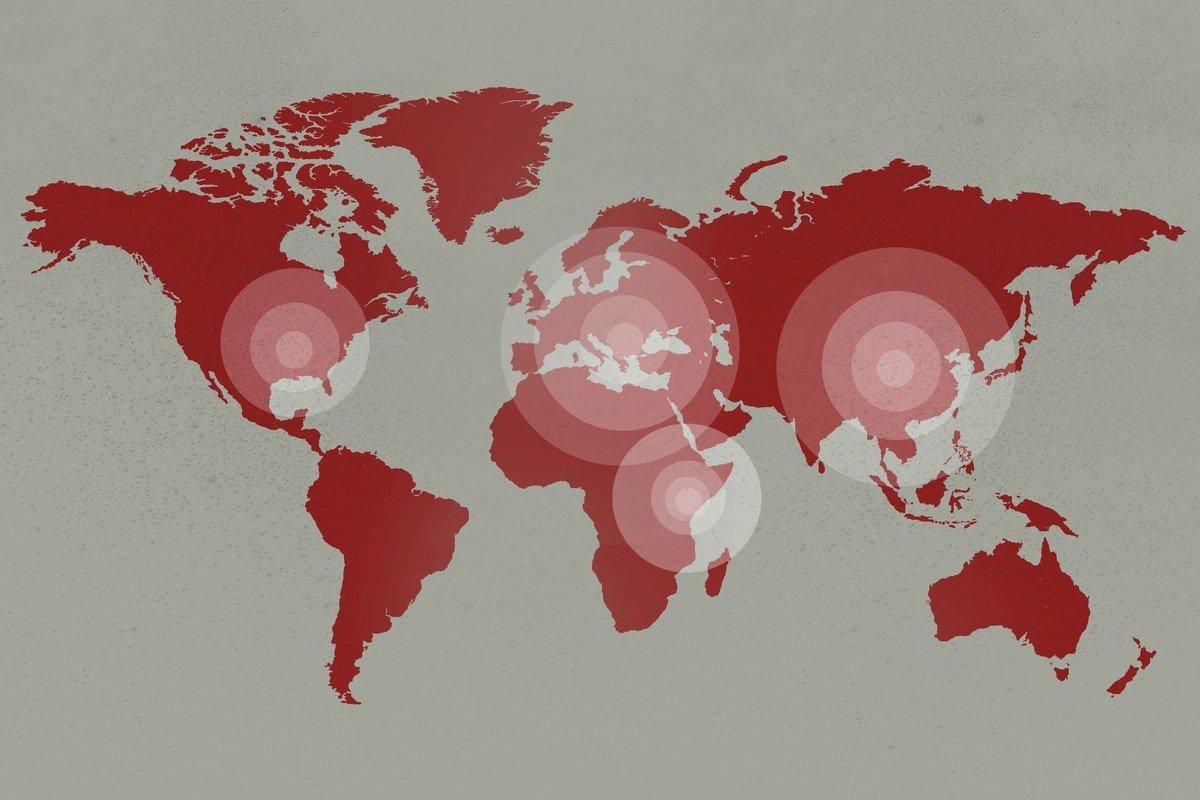受新冠疫情影响,2020年全球外国直接投资流量将大减40%