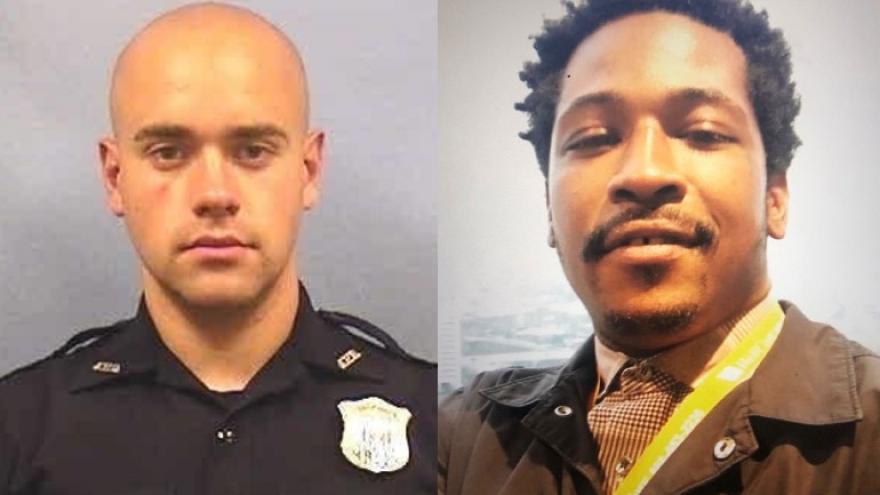 亚特兰大枪杀拒捕非裔男子的涉警人员遭谋杀指控