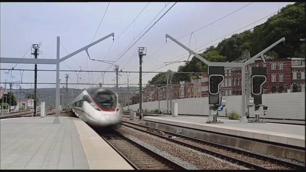 南加州与拉斯维加斯高铁计划周二获得建设许可