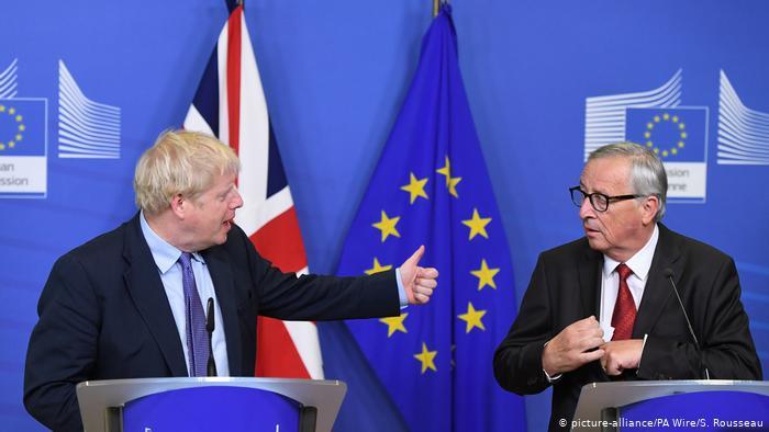 英国脱欧过渡期仅剩半年,英国与欧盟贸易谈判没有明显进展