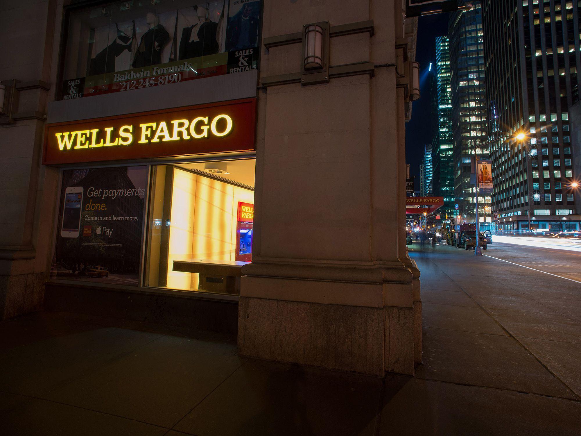 富国银行预计今年将裁员数千人