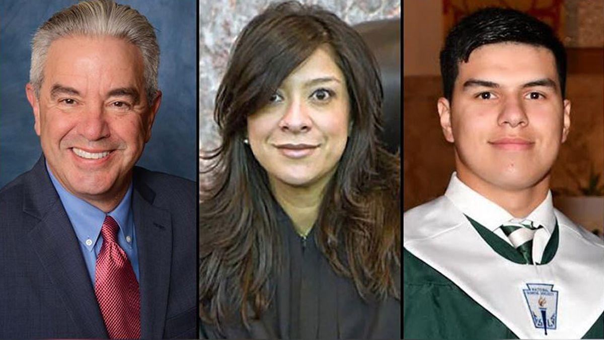 新泽西州联邦法官沙拉斯宅邸遭枪击,法官儿子遭枪杀