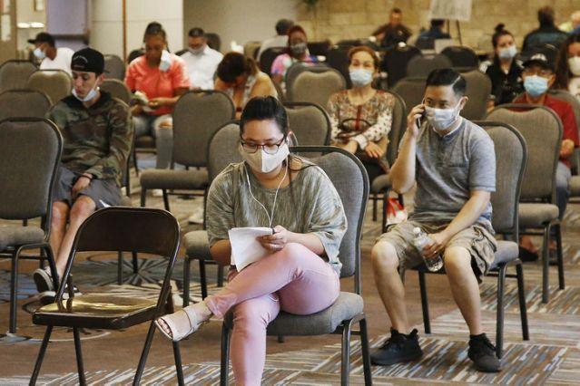 美国上周首次申领失业金达141.6万人,高于市场预期