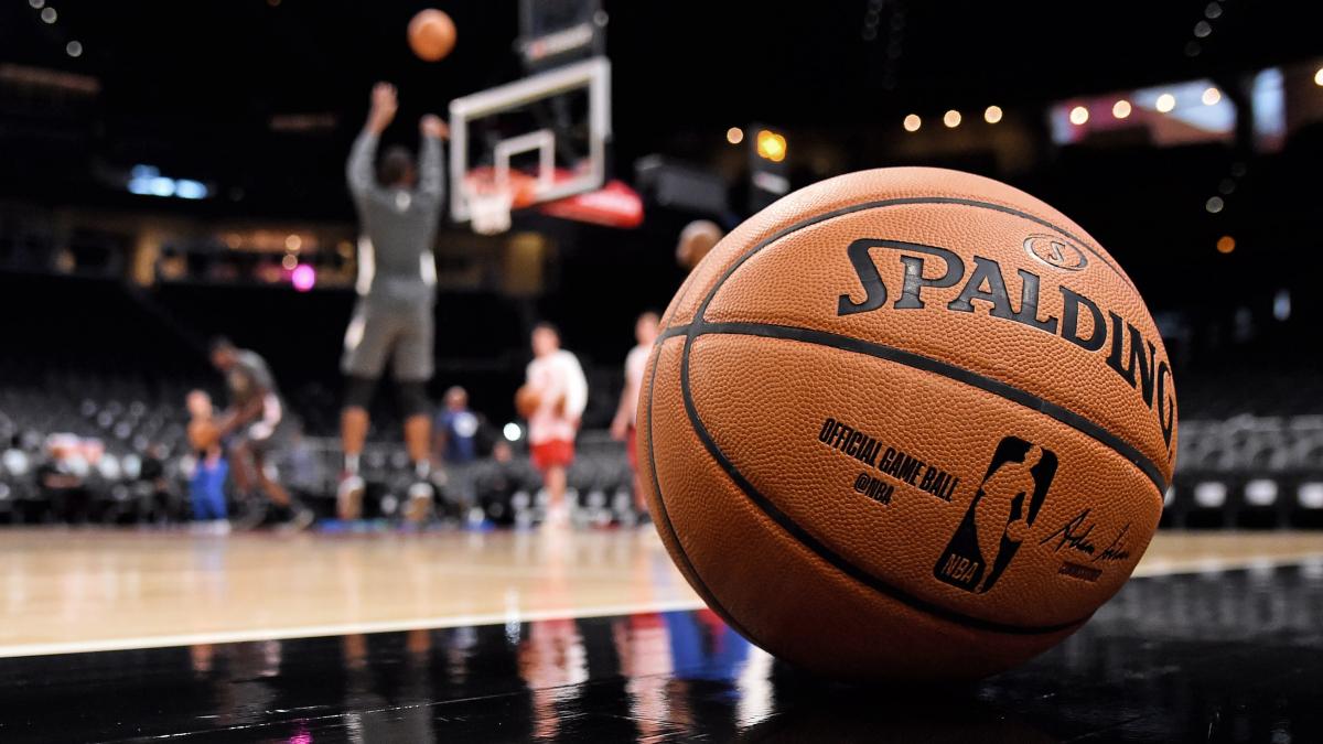 美国职篮NBA开启重启赛程的热身赛