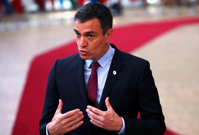 西班牙总理指责英国政府临时更改入境政策