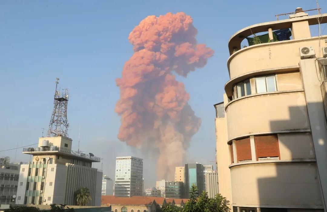 黎巴嫩首都爆炸!至少73死,3000余人受伤