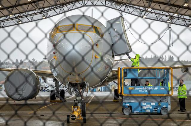波音737 MAX复飞需作四项修订