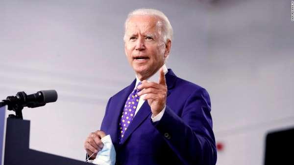 拜登表示,不会前往密尔沃基举办民主党全国代表大会;大会或将以虚拟模式举行