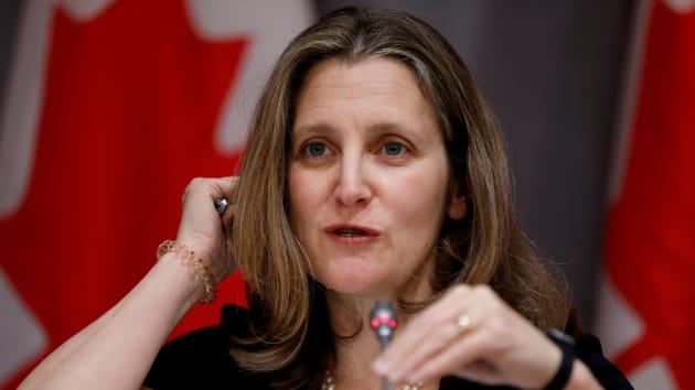 加拿大对美国铝产品征关税 报复美国