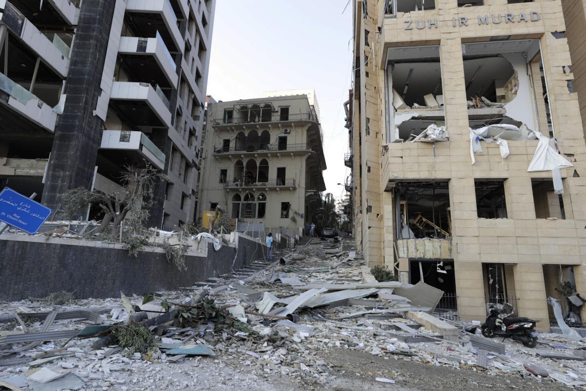 黎巴嫩调查委员会须4天内理清爆炸案责任归属