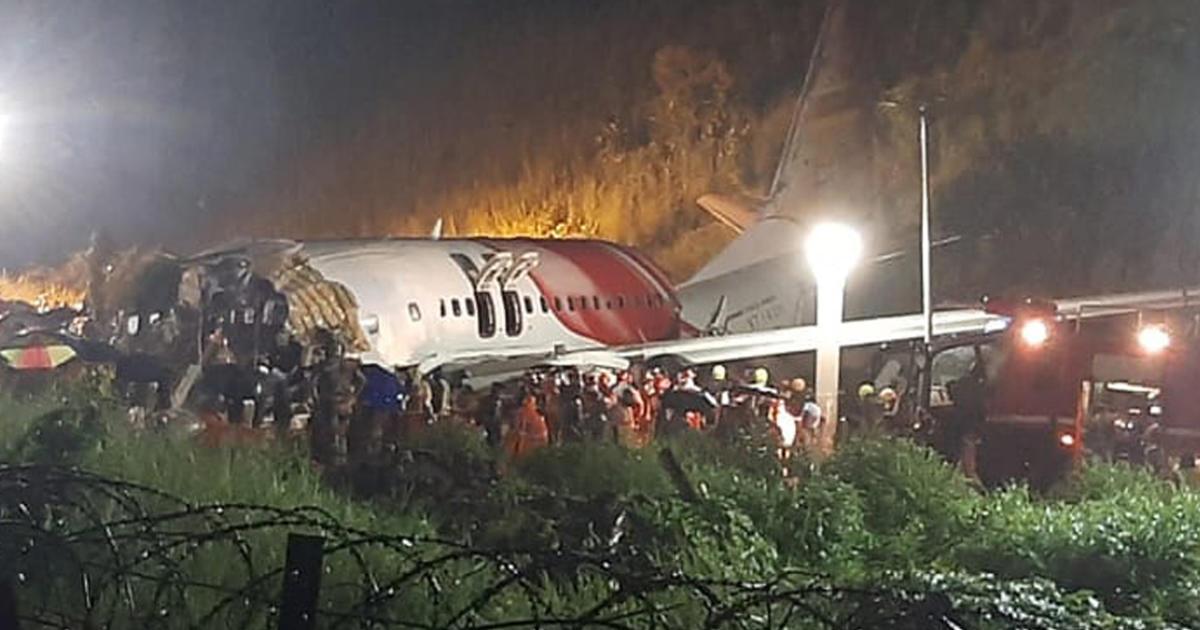 印航快捷航空一架撤侨专机发生意外,造成至少18人死亡