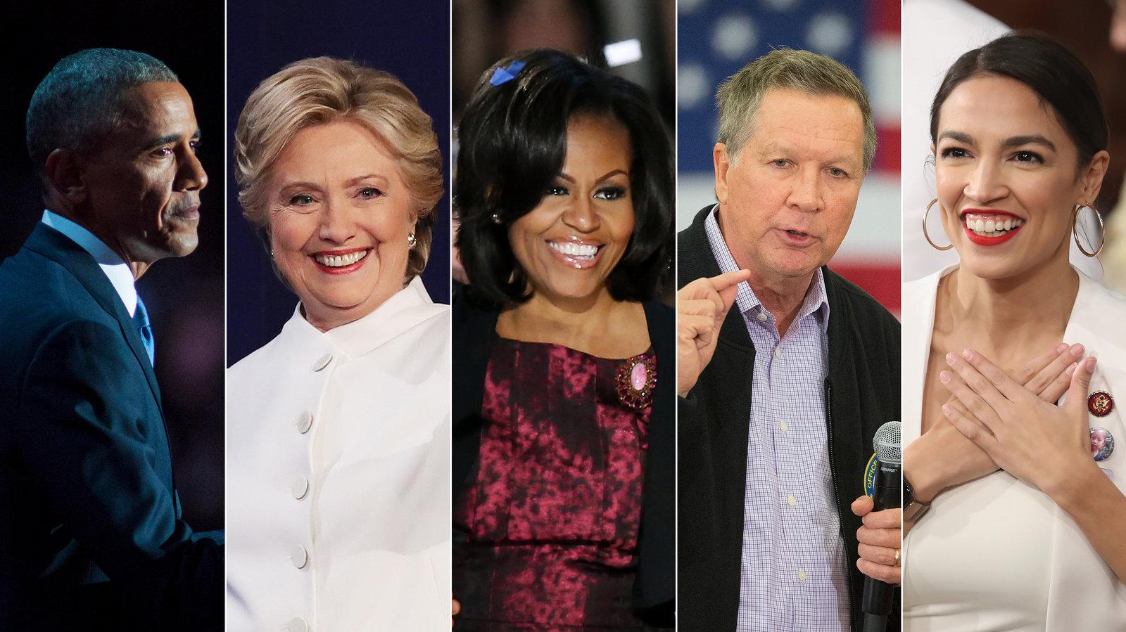 最新民主党全国代表大会发言人阵容