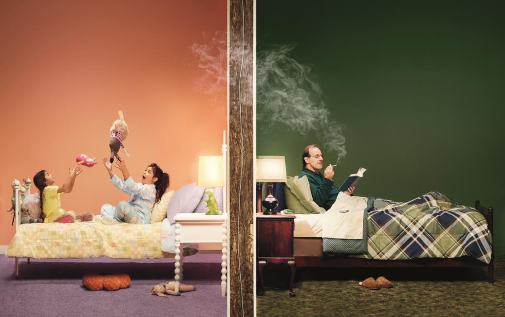 CTCP:疫情居家期间提升了二手烟的危害程度