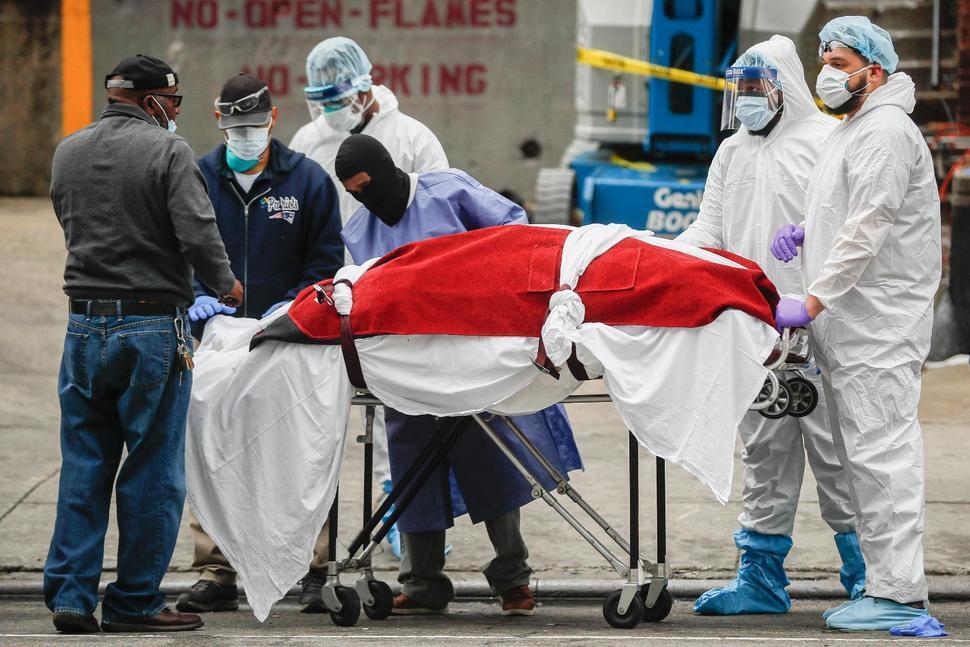 08/14美国疫情更新:CDC称全美在九月五日前,死亡人数最高可达20万人;新冠病毒康复者仍有再次感染的风险