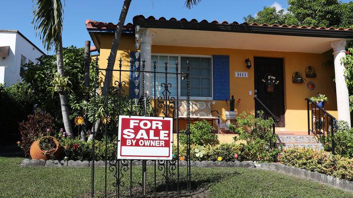 首次购房贷款出现创纪录拖欠