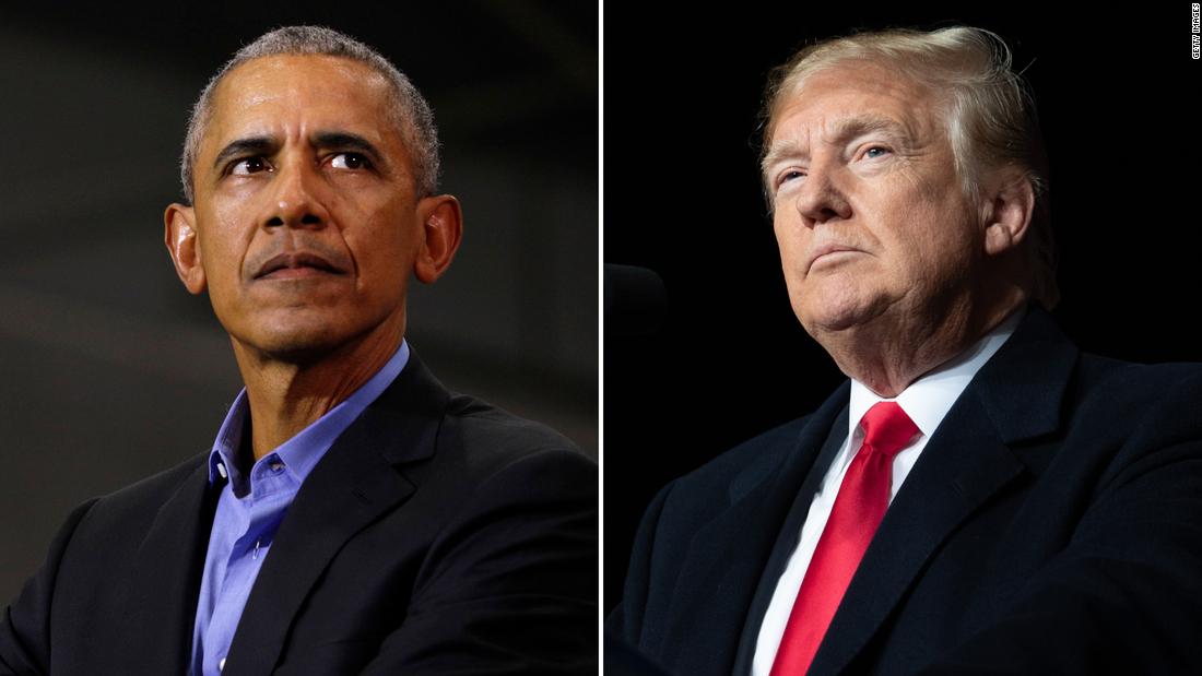 哈里斯正式当选副总统候选人 奥巴马批特朗普或推翻民主