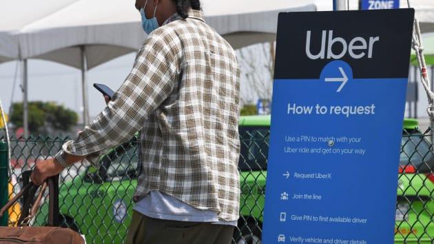 法院暂缓执行新规 Lyft、Uber继续在加州运营