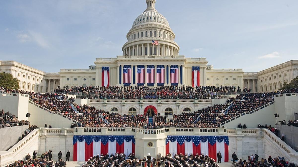美总统宣誓就职典礼将采取防疫措施