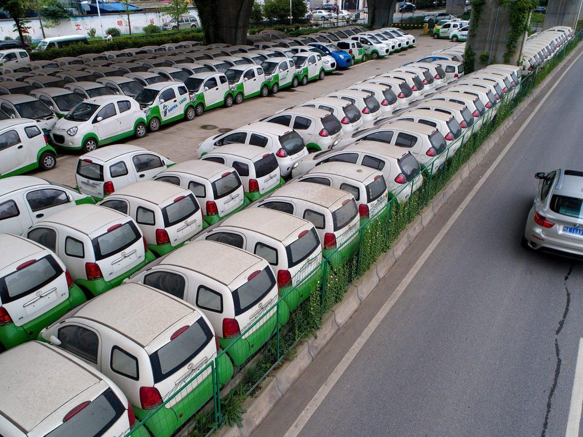 虽然全球电动汽车普及,废电池回收问题越发严重