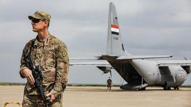 美官员:拟数月内削减三分之一驻伊美军