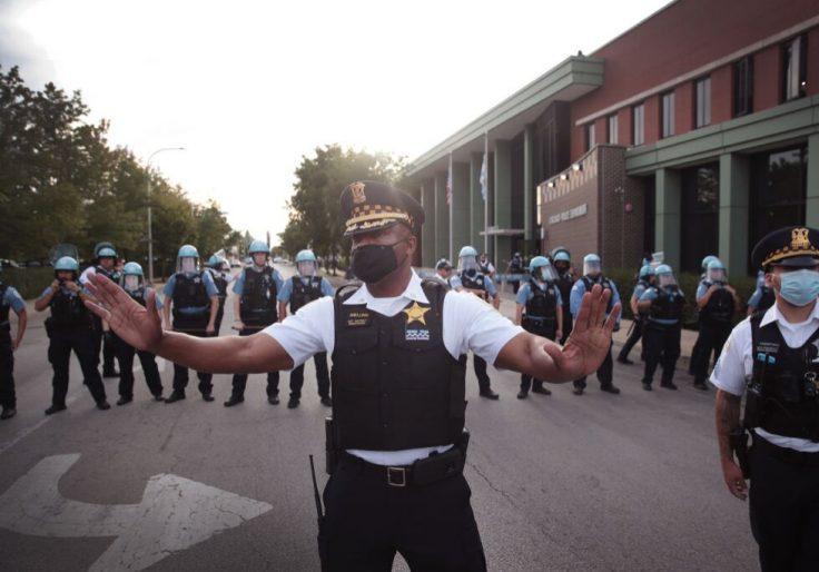 芝加哥8月份共计503人遭到枪击,其中63人死亡