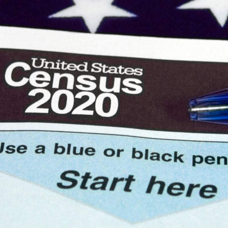 加州人口普查参与者减少,或将导致缩减经济补助与国会席位