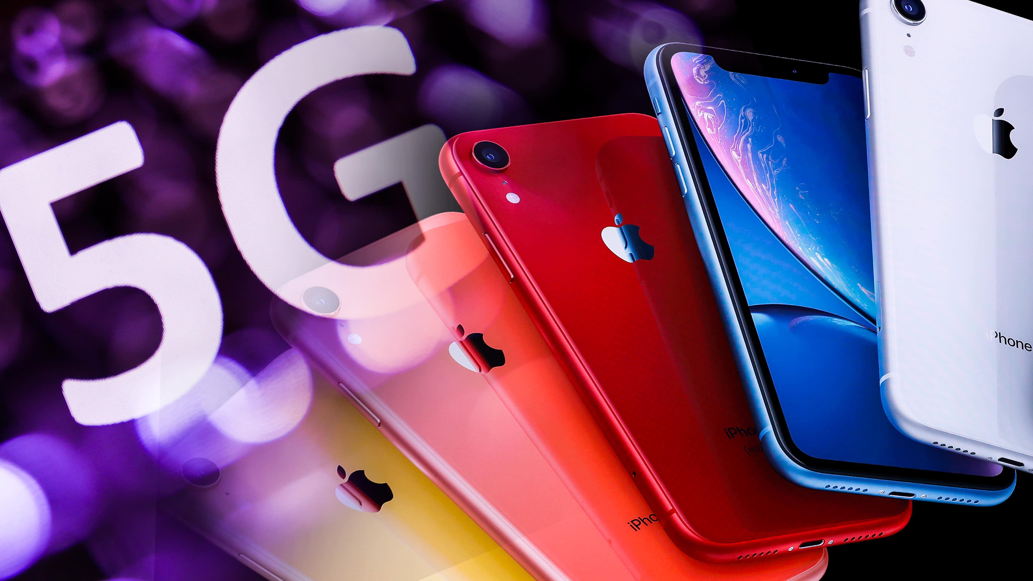 Apple 5G版的iPhone生产受延误的时间已缩短