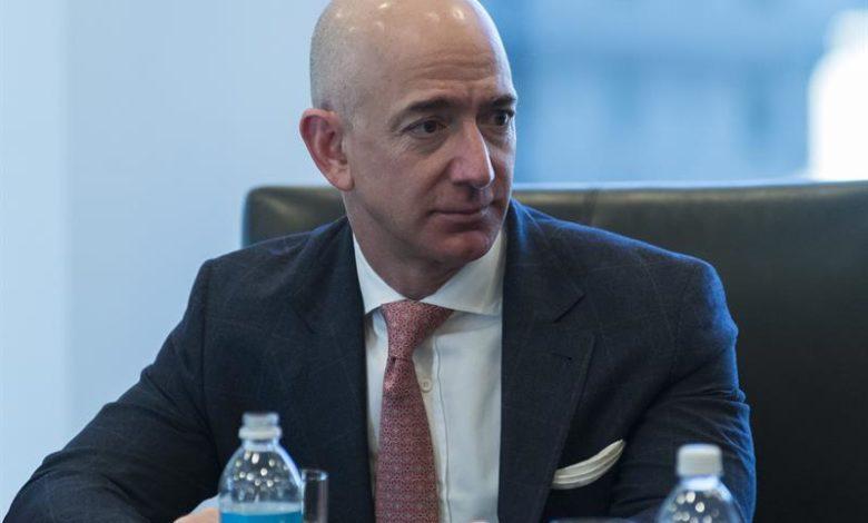 福布斯美国前400富豪榜亚马逊CEO贝索斯连续3年称霸