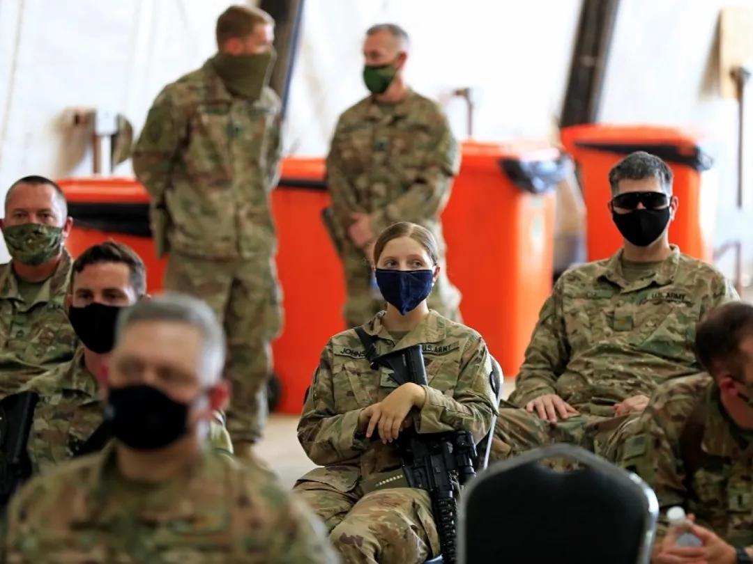 美军高官:美国将把驻伊美军削减至3000人
