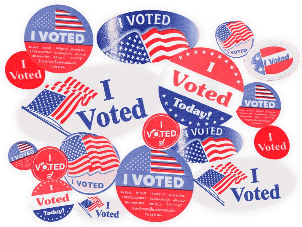 加州登记选民数量史上首次突破2100万