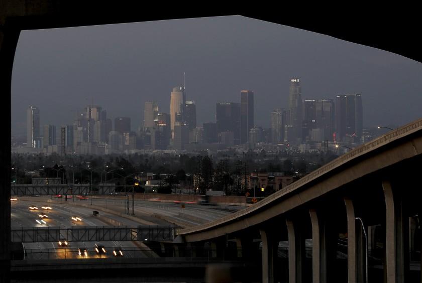 洛杉矶交通废弃排放仍是最大的空气污染源