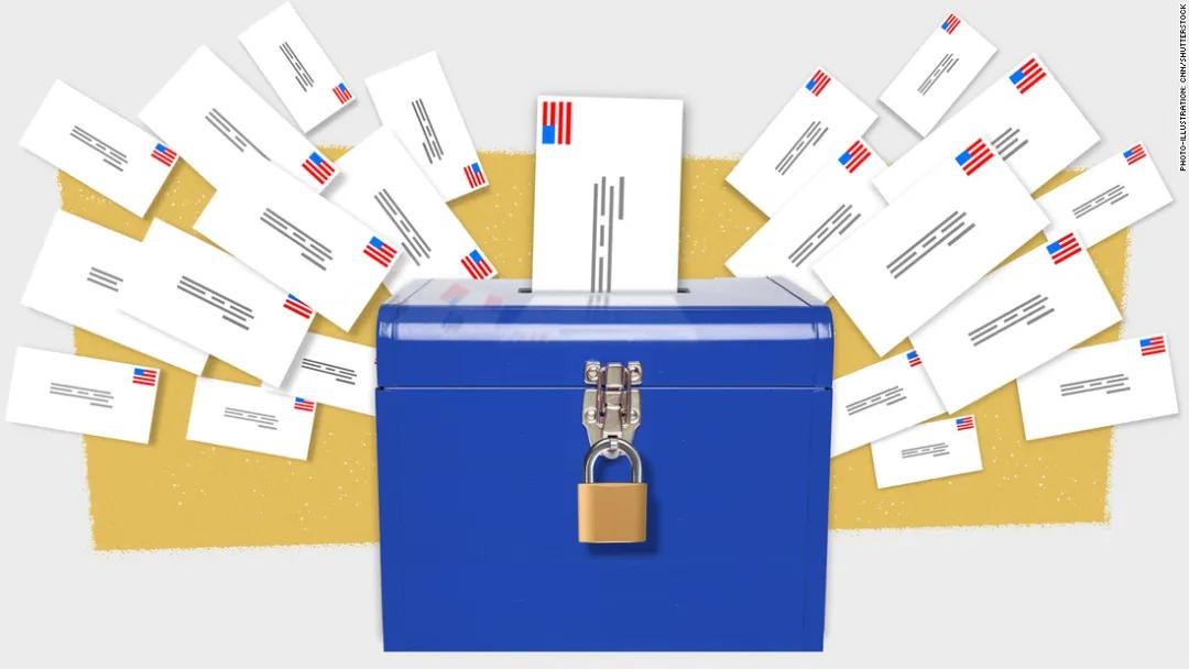 2020年美国大选,邮寄投票指南