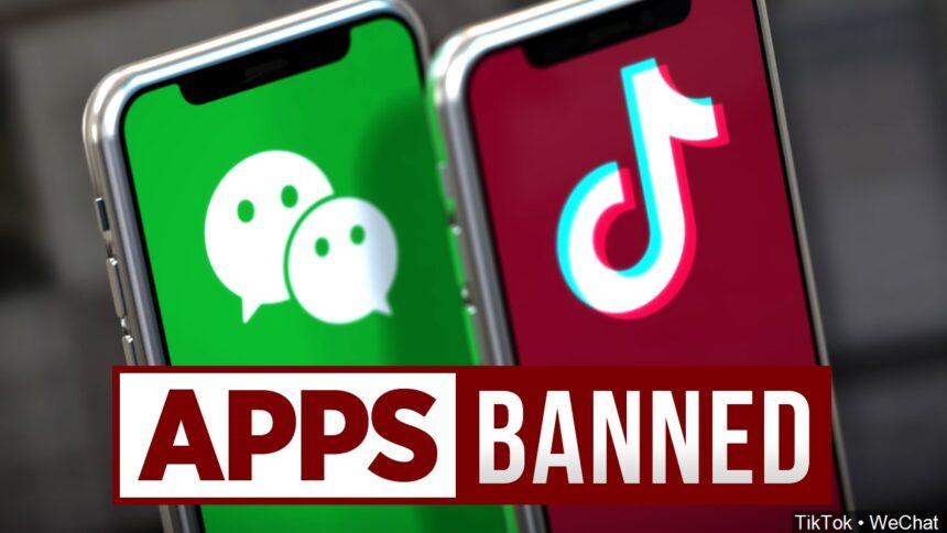 真封了?!美国即将下架微信和TikTok,现有用户可继续使用但支付和转账功能将被禁