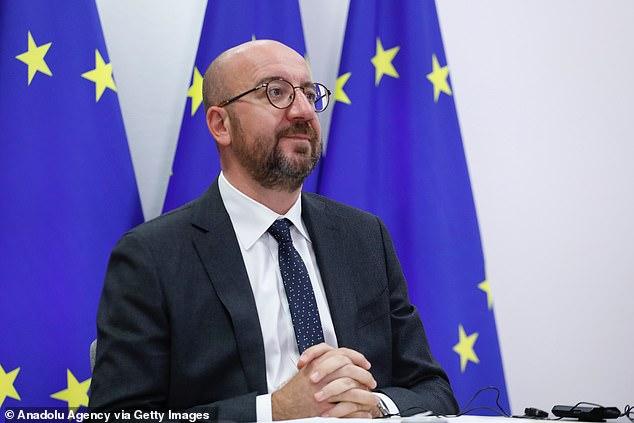 欧洲理事会主席米歇尔因与新冠感染者接触进行自我隔离