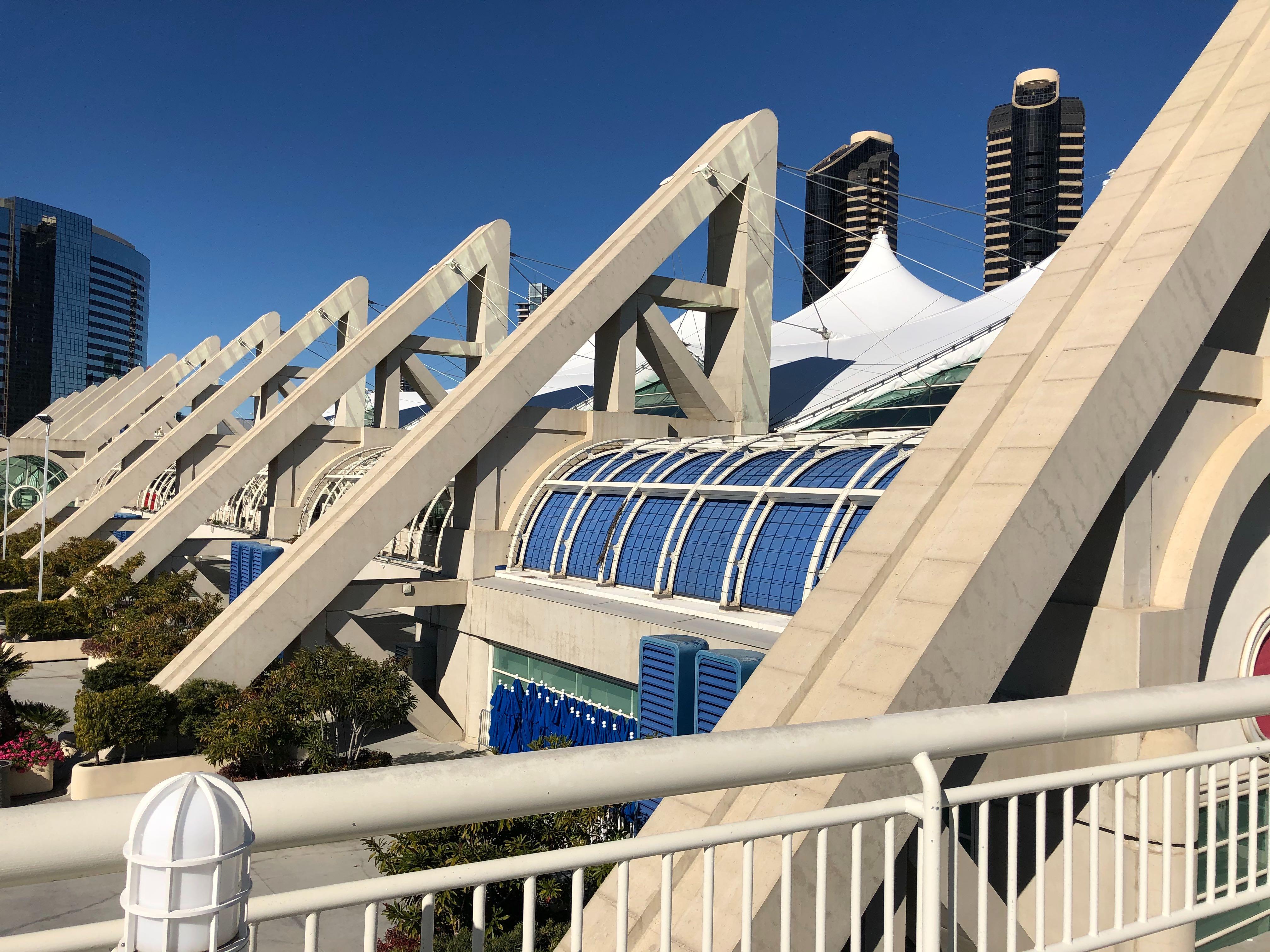 圣地牙哥市长致函州长要求批准会议中心重新开放