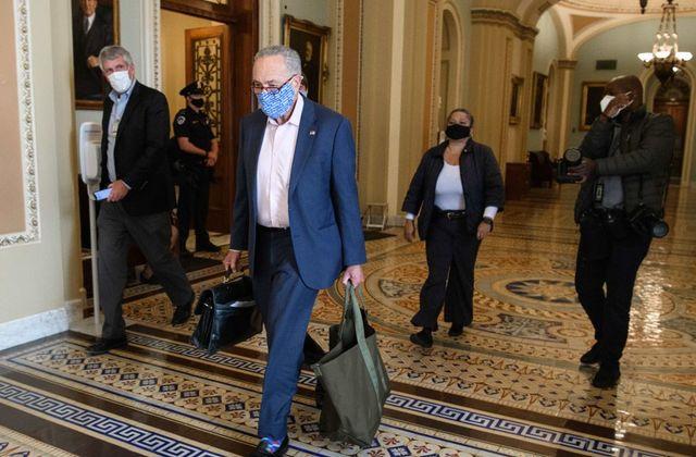 民主党反对特朗普在大选之前提名最高法院大法官