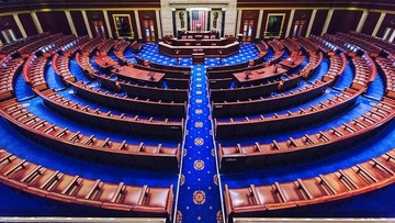 国会众议院通过临时预算案保证政府可以正常运转至12月11号